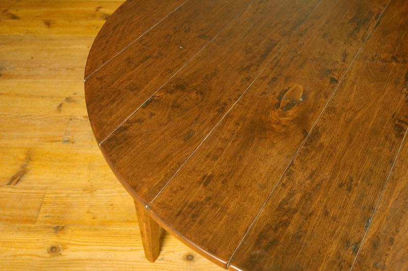 Round Amp Pedestal Tables Carolina Farm Table
