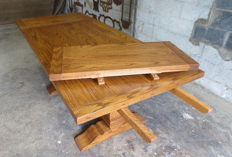 Strange Trestle Tavern Tables Carolina Farm Table Download Free Architecture Designs Scobabritishbridgeorg