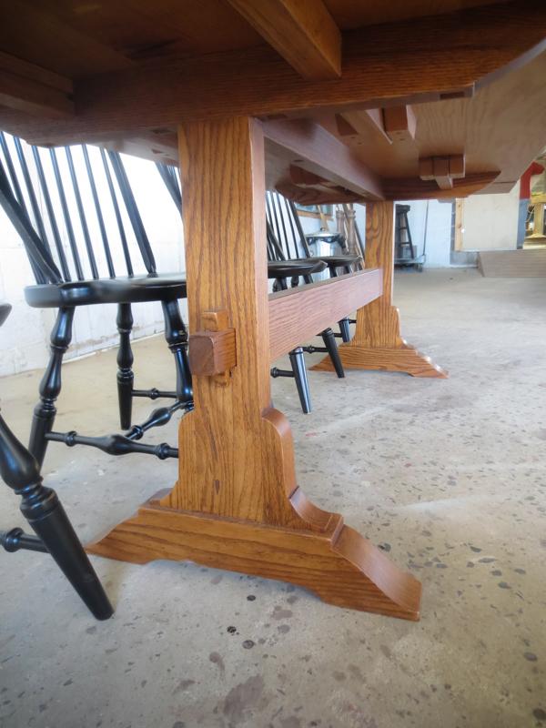 Trestle Amp Tavern Tables Carolina Farm Table