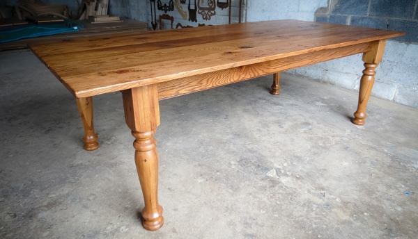 Reclaimed Oak…